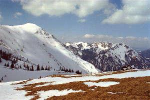 bergtouren bayerischer wald